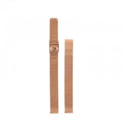 Bracelet Oui Merci pour Ø32mm metal mesh-RG
