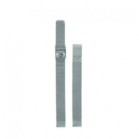Bracelet Oui Merci pour Ø32mm metal mesh-SV