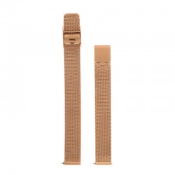Bracelet Oui Merci pour Ø34mm metal mesh-RG