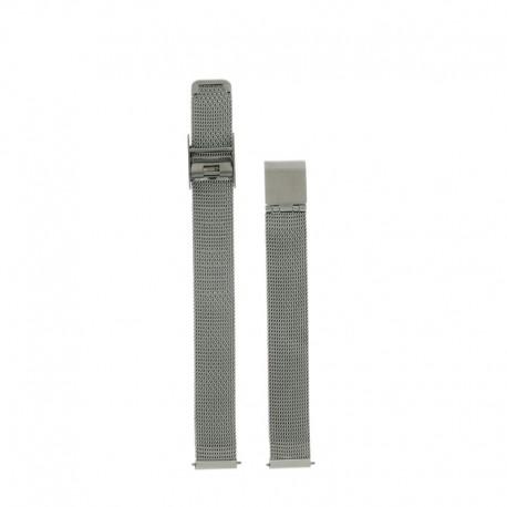 Bracelet Oui Merci pour Ø34mm metal mesh-SV