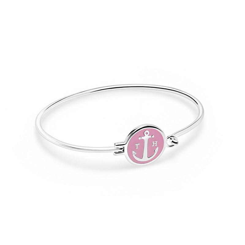 site réputé 70b5d f650b Bracelet Tom Hope Sunset Pink, S - ouiandme