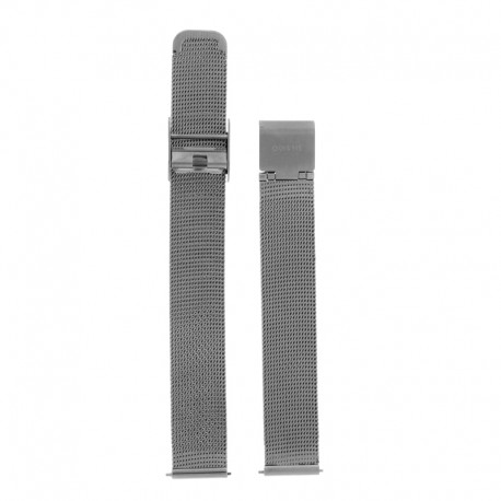 Bracelet Oui & Me pour Ø38mm metal mesh-SV