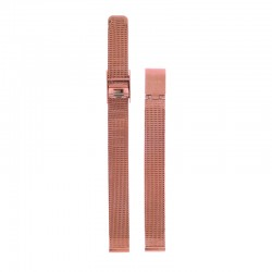 Bracelet Oui & Me pour Ø32mm metal mesh-RG