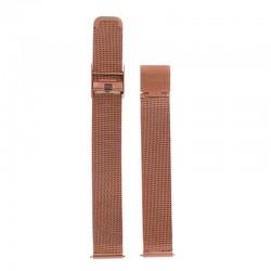 Bracelet Oui & Me pour Ø38mm metal mesh-RG