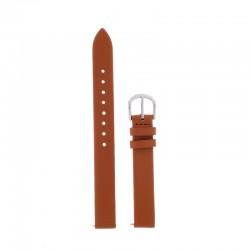 Bracelet Oui & Me pour Ø34mm cuir tan-SV
