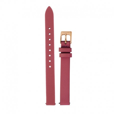 Bracelet Oui & Me pour Ø32mm cuir pêche de vigne-RG